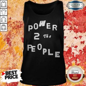 Official Power 2 The People Tank Top