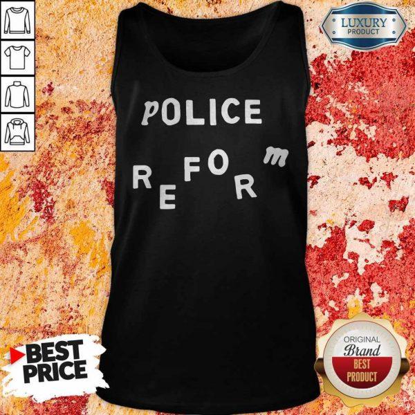 Premium Police Reform Tank Top