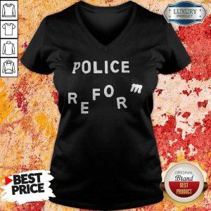 Premium Police Reform V-neck