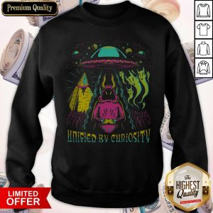 Premium Unified By Curiosity Sweatshirt