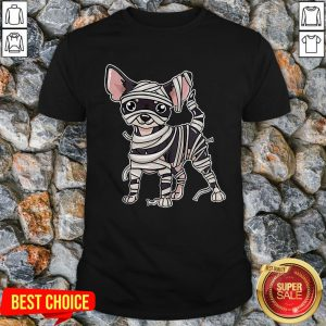 Chihuahua Mummy Chihuahua Lover Halloween Dog Shirt