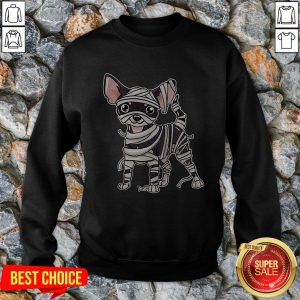 Chihuahua Mummy Chihuahua Lover Halloween Dog Sweatshirt