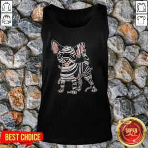 Chihuahua Mummy Chihuahua Lover Halloween Dog Tank Top
