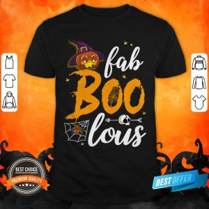 Fabulous Funny Boo Ghost Halloween Costume Women's Vintage Sport T-Shirt