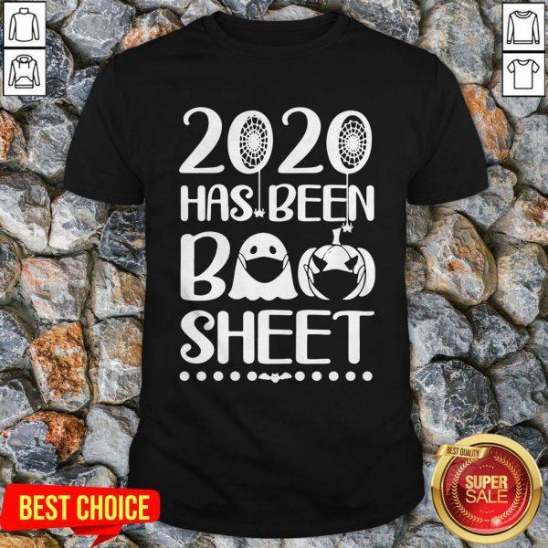 Halloween Ghost Mask 2020 Has Been Boo Sheet Shirt