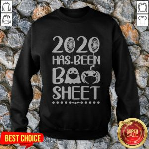 Halloween Ghost Mask 2020 Has Been Boo Sheet Sweatshirt