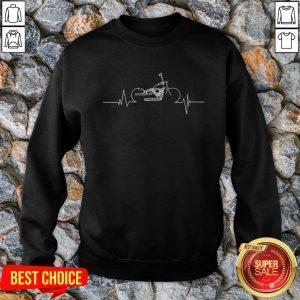 Official Motor Heart Beat Sweatshirt