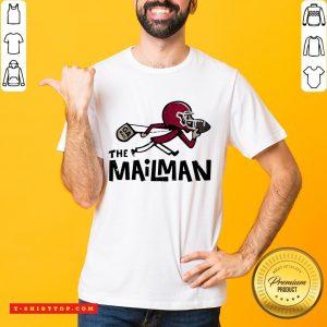 Premium The Mailman Shirt - Design by T-ShirtTop.com