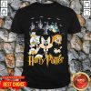 Mickey Mouse And Friends Harry Potter Halloween Shirt