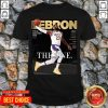 Official LeBron James The One T-Shirt