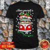 Chibi Have Yourself A Merry Little Christmas Shirt