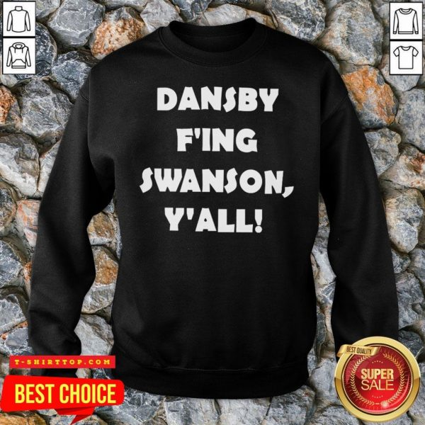 Premium Dansby F'ing Swanson Y'all SweatShirt
