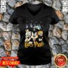 Mickey Mouse And Friends Harry Potter Halloween V-neck