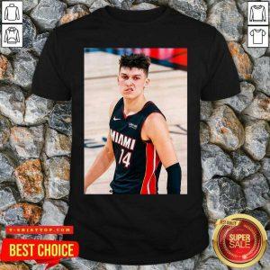 Good Court Culture Tyler Herro Snarl Shirt