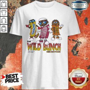 Annoyed 1 The Wild Bunch Hersheypark Shirt