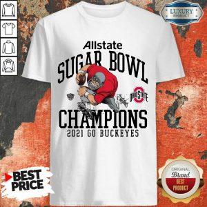 ArrogantBuckeyes Sugar Bowl Champions 2021 Shirt - Design By T-Shirttop.com