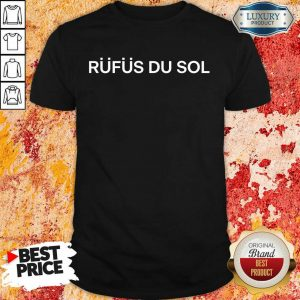 Excited Rufus Du Sol Merch 2020 Canceled Tour Shirt - Design by T-shirttop.com