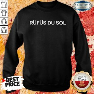 Excited Rufus Du Sol Merch 2020 Canceled Tour Sweatshirt - Design by T-shirttop.com