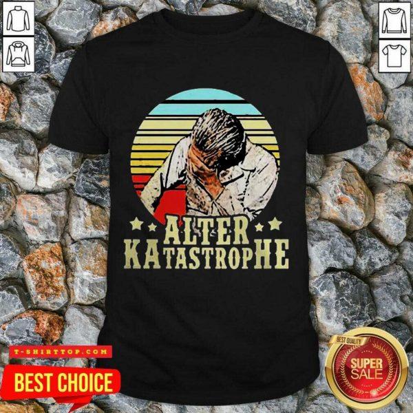 Fantastic Alter Katastrophe Vintage Shirt