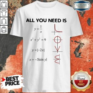 Fantastic All You Need Is LOVE Shirt