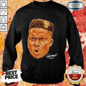 Clint Capela Atlanta Basketball Signature Sweatshirt